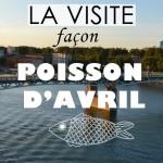 <b>Le 1er avril, saurez-vous démêler le vrai du faux? #visiteztoulouse avec la visite façon Poisson d'a...</b>
