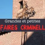 <b>Dimanche, frissonnez... avec les grandes et petites affaires criminelles à #Toulouse :  http://bit.l...</b>