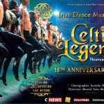 <b>Celtic Legends, le nouveau spectacle ce mardi à Toulouse</b>