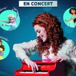 <b>Anaïs Delva reprend les princesses Disney au Casino</b>