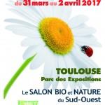 <b>Tout le week-end, retrouvez le Salon Vivre Nature au Parc des expos de #Toulouse :  http://bit.ly/Mw...</b>