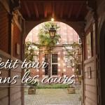 <b>Mercredi, on fait un petit tour dans les cours de #Toulouse puis expo « Fenêtres sur cour » au @Muse...</b>
