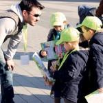 <b>Pour Pâques, chasse aux oeufs avec @Citizenkid_ :  http://bit.ly/1xIaRCK #Toulouse #visiteztoulouse...</b>