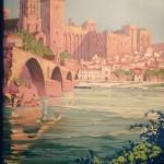 <b>Inaug du nouveau #MATOU ... belles affiches et belle #culture #toulousaine @VisitezToulousepic.twitt...</b>