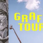 <b>Le 29/04, embarquez pour un graff tour (à pied et en bus) avec un graffeur et un guide de l&#039;off...</b>