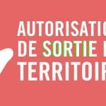 <b>Mineurs, si vous quittez la France, vous devez avoir une autorisation pour le faire  http://bit.ly/2...</b>