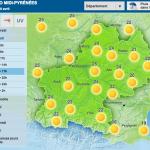 <b>Météo. Un grand soleil tout le week-end, à Toulouse !</b>