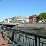 <b>[En images] Il n'y a pas si longtemps, on lavait le linge dans le canal du Midi, à Toulouse</b>