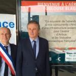 <b>Olivier Arsac, adjoint au maire de Toulouse, refuse de se rallier au FN et quitte Debout la France</b>