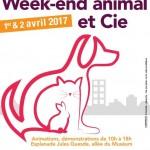 <b>Week-end animal et cie à Toulouse les 1er et 2 avril</b>