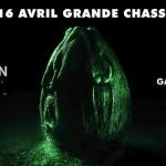 <b>CGR Blagnac : Dimanche grande chasse aux oeufs Aliens !</b>