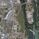 <b>Une énorme centrale photovoltaïque pourrait s'installer près de l'Oncopole, à Toulouse</b>