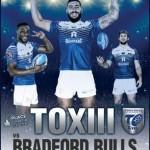 <b>TO XIII – Bradford Bulls : Gagnez vos places sur Toulouse Blog !</b>