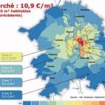 <b>[Carte] Du moins cher au plus cher, voici les prix des loyers dans l'agglomération de Toulouse</b>