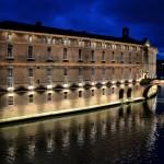 <b>Buonanotte agli amici viaggiatori da #Toulouse #Francia #FranceFR #visiteztoulouse #TourismeOccitani...</b>