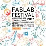 <b>Ce week-end, retrouvez le @FablabFestival à @FabLab_Toulouse :  http://bit.ly/2pIowZ5 #visiteztoulo...</b>