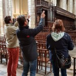 <b>Live: visite Focus sur #Toulouse, version printemps. Le photographe Gilles donne ses conseils dans l...</b>
