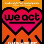 <b>9ème édition du week-end de l'art contemporain du 10 au 14/05 :  http://bit.ly/2qXsJrS #Toulouse #v...</b>