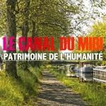 <b>Dimanche, on vous propose une visite-randonnée le long du canal du Midi ! #Toulouse #visiteztoulouse...</b>