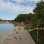 <b>Ce matin, en bord de Garonne à #Toulouse. #visiteztoulousepic.twitter.com/T5yCQzOUTC</b>