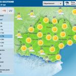 <b>Météo. Soleil et chaleur : un week-end estival s'annonce à Toulouse</b>