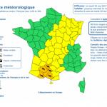 <b>Alerte orages : la Haute-Garonne et quatre départements alentours en vigilance orange</b>