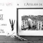 <b>Ce soir, lancement de la vente éphémère de l&#039;Atelier de Capucine chez @LacrimaVini #Toulousepic...</b>