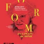 <b>Aujourd&#039;hui, retrouvez le Forum des langues du monde place du Capitole !  http://bit.ly/2qcaUUu...</b>