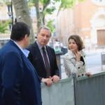 <b>La Place du Salin va être rénovée pour gagner en attractivité, valoriser son patrimoine, et offrir +...</b>