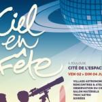 <b>Le Ciel est en Fête ce week-end à la @CiteEspace :  http://bit.ly/1zO1eDX #Toulouse #visiteztoulous...</b>