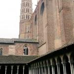 <b>À pied, direction le cloître du couvent des Jacobins, gratuit avec le Pass Tourisme ! #Toulouse #vis...</b>