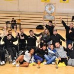 <b>Rugby fauteuil : Toulouse au sommet</b>