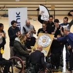<b>Rugby Fauteuil : Le Stade Toulousain de nouveau champion de France</b>
