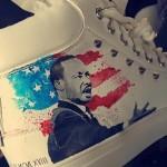 <b>À Toulouse, Docteur Sneaker restaure, nettoie et customise… vos baskets !</b>