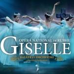 <b>Le Ballet Giselle, le 7 juin au Zénith de Toulouse</b>