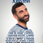 <b>Kheiron en spectacle ce soir à Toulouse</b>