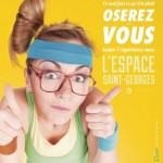 <b>Le 20 mai, « Fais ce qu'il te plaît » à l'Espace Saint Georges</b>