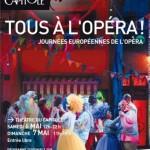 <b>Tous à l'Opéra, ce week-end à Toulouse !</b>