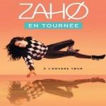 <b>Zaho en concert à Toulouse le 8 décembre 2017</b>