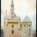 <b>En ce jour dédié aux archives avec #archivestourism, retour dans la tour des archives occupée par ? ...</b>