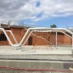 <b>Les travaux au Port Viguerie avancent et on voit déjà une super aire de jeux !!! #Toulouse #visitezt...</b>