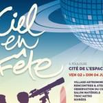 <b>Le Ciel est en Fête ce week-end à la @CiteEspace :  http://bit.ly/1zO1eDX  #Toulouse #visiteztoulou...</b>