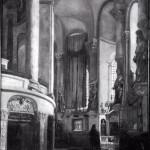 <b>Installées dans le déambulatoire du chœur de Saint-Sernin, Viollet-Leduc les délogea Viollet-leDuc à...</b>