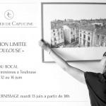 <b>Une expo au bocal à #Toulouse : L&#039;atelier de Capucine, jusqu&#039;au 16/06. #visiteztoulousepic...</b>