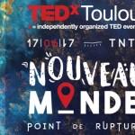 <b>Cet après-midi, au TNT, c'est le TEDxToulouse Conférence :  http://bit.ly/2sXBljx  #Toulouse #visit...</b>