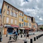<b>#Jeudiarchi avec les jolies maisons d&#039;Arnaud-Bernard chez @VisitezToulouse...pic.twitter.com/aO...</b>