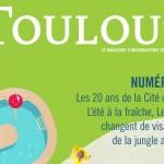 <b>Dans votre boîte à lettres ou sur #Toulouse.fr, lisez le dernier n° d&#039;à Toulouse  http://bit.ly...</b>