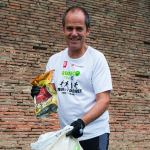 <b>[En Vue] Philippe Ventura, champion de course en sac</b>