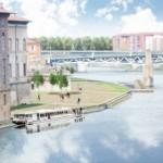 <b>Île du Ramier : Une concertation dans le cadre du Grand Parc Garonne</b>