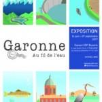 """<b>&gt; """"Garonne, au fil de l'eau"""" à l'Espace EDF Bazacle</b>"""